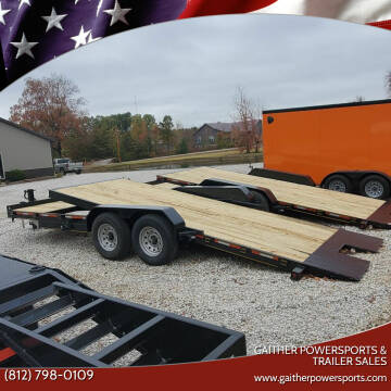 2020 Heartland 22' Suretilt 10K trailer for sale at Gaither Powersports & Trailer Sales in Linton IN