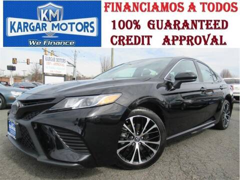2019 Toyota Camry for sale at Kargar Motors of Manassas in Manassas VA