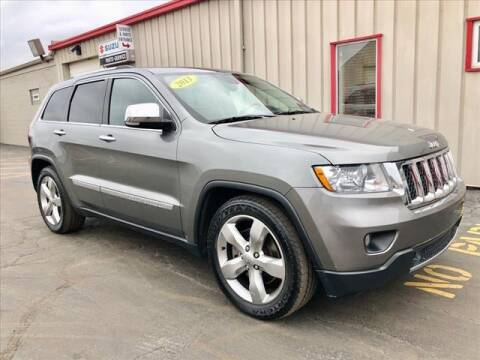 2013 Jeep Grand Cherokee for sale at Richardson Sales & Service in Highland IN