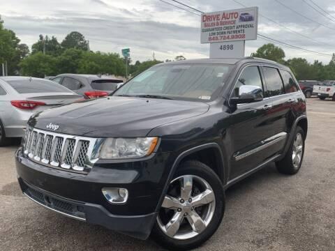 2011 Jeep Grand Cherokee for sale at Drive Auto Sales & Service, LLC. in North Charleston SC