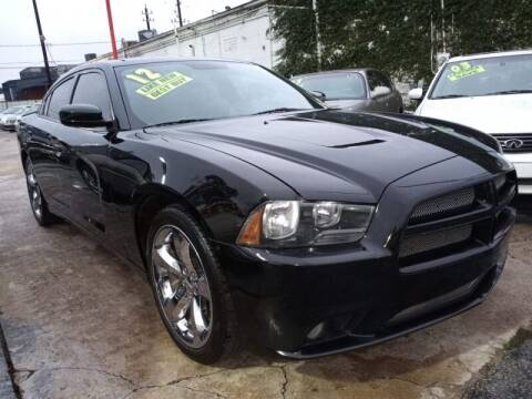 2012 Dodge Charger for sale at USA Auto Brokers in Houston TX
