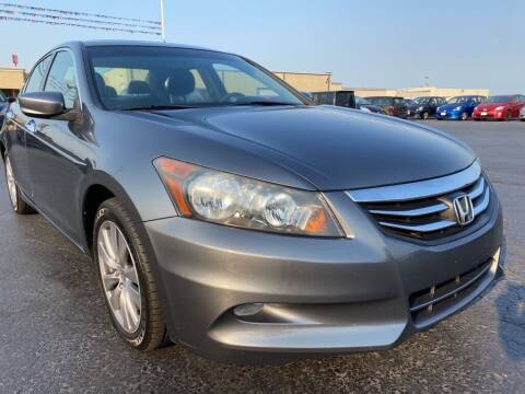 2012 Honda Accord for sale at VIP Auto Sales & Service in Franklin OH
