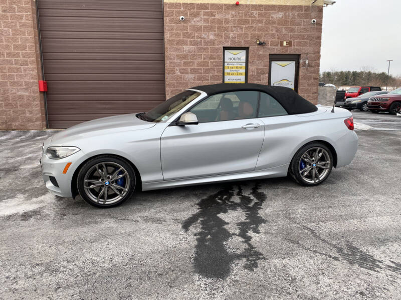 2017 BMW 2 Series for sale at CarNu  Sales in Warminster PA