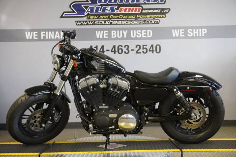 2016 Harley-Davidson® XL1200X - Sportster® Fort for sale at Southeast Sales Powersports in Milwaukee WI