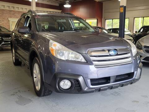 2014 Subaru Outback for sale at AW Auto & Truck Wholesalers  Inc. in Hasbrouck Heights NJ