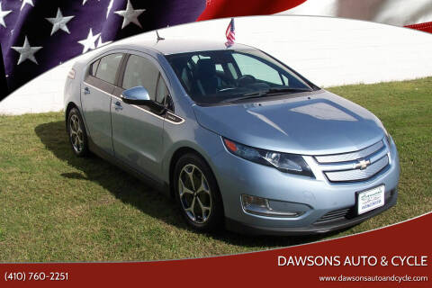 2013 Chevrolet Volt for sale at Dawsons Auto & Cycle in Glen Burnie MD
