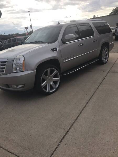 2007 Cadillac Escalade ESV for sale in Marshall, MN