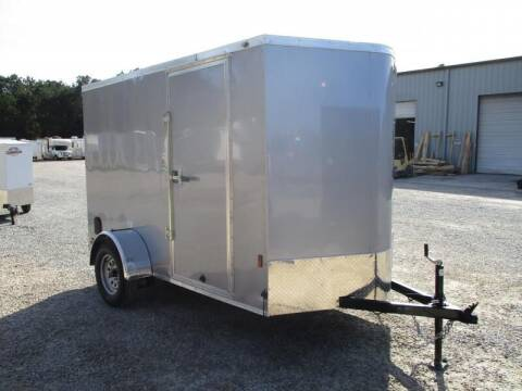 2021 Continental Cargo SUNSHINE 6X10 VNOSE for sale at Vehicle Network - HGR'S Truck and Trailer in Hope Mill NC