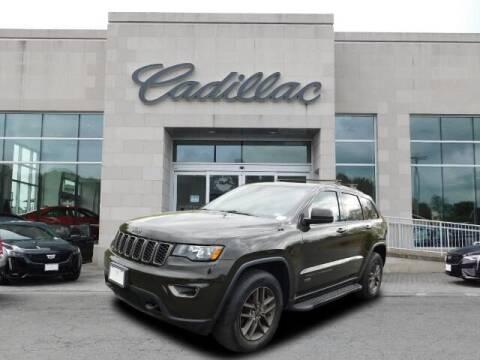 2017 Jeep Grand Cherokee for sale at Radley Cadillac in Fredericksburg VA
