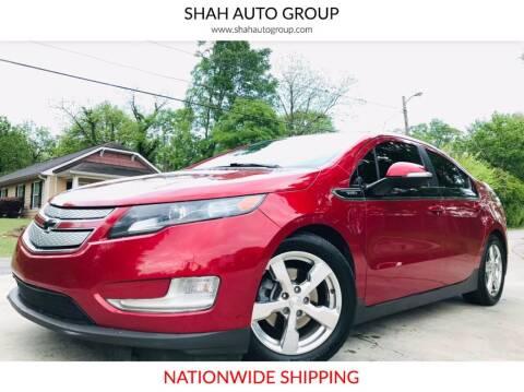 2013 Chevrolet Volt for sale at E-Z Auto Finance - E-Biz Auto in Marietta GA