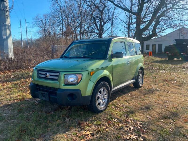 2008 Honda Element for sale at Vertucci Automotive Inc in Wallingford CT