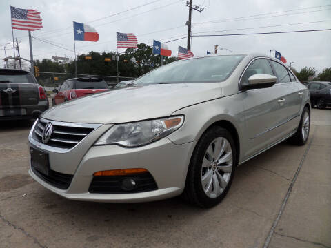 2009 Volkswagen CC for sale at West End Motors Inc in Houston TX