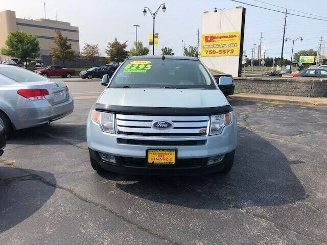 2008 Ford Edge for sale at VP Auto Enterprises in Rochester NY