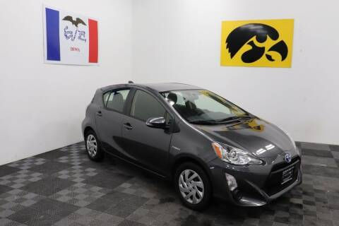 2015 Toyota Prius c for sale at Carousel Auto Group in Iowa City IA