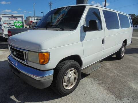 2005 Ford E-Series Wagon for sale at Automax Wholesale Group LLC in Tampa FL