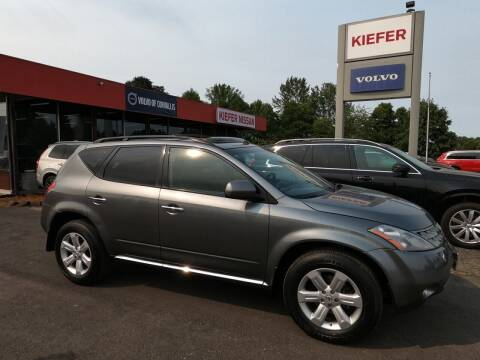 2007 Nissan Murano for sale at Kiefer Nissan Budget Lot in Albany OR