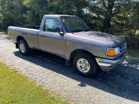 1996 Ford Ranger for sale at Kansas Car Finder in Valley Falls KS
