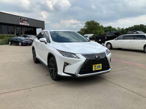 2019 Lexus RX 350 for sale at KIAN MOTORS INC in Plano TX