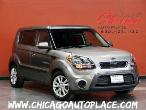 2012 Kia Soul for sale at Chicago Auto Place in Bensenville IL