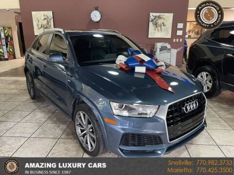 2018 Audi Q3 for sale at Amazing Luxury Cars in Snellville GA