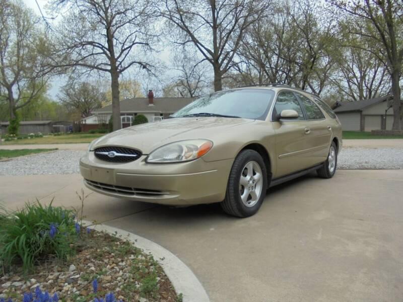 2000 Ford Taurus for sale at D & P Sales LLC in Wichita KS