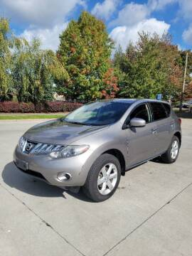 2010 Nissan Murano for sale at RICKIES AUTO, LLC. in Portland OR