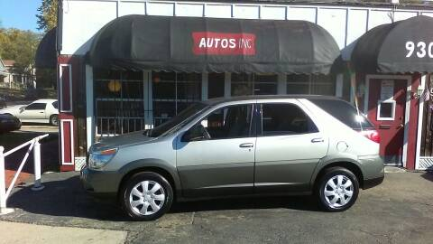 2005 Buick Rendezvous for sale at Autos Inc in Topeka KS