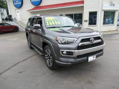 2014 Toyota 4Runner for sale at Auto Land Inc in Crest Hill IL