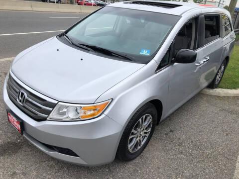 2011 Honda Odyssey for sale at STATE AUTO SALES in Lodi NJ