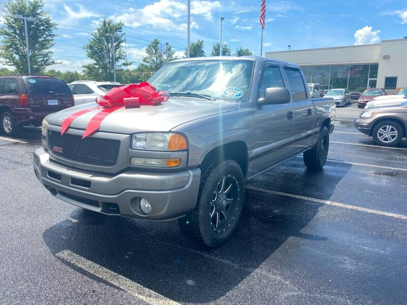 2006 GMC Sierra 1500 for sale at Charlotte Auto Group, Inc in Monroe NC