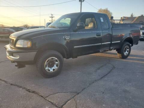 1998 Ford F-250 for sale at Geareys Auto Sales of Sioux Falls, LLC in Sioux Falls SD