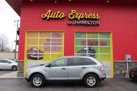 2007 Ford Edge for sale at AUTO EXPRESS OF HAMILTON LLC in Hamilton OH