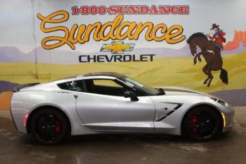 2016 Chevrolet Corvette for sale at Sundance Chevrolet in Grand Ledge MI
