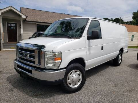 2012 Ford E-Series Cargo for sale at M & A Motors LLC in Marietta GA