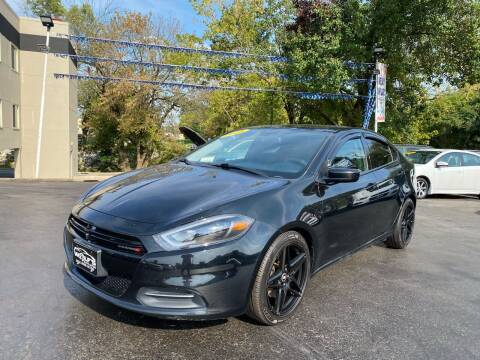 2015 Dodge Dart for sale at WOLF'S ELITE AUTOS in Wilmington DE