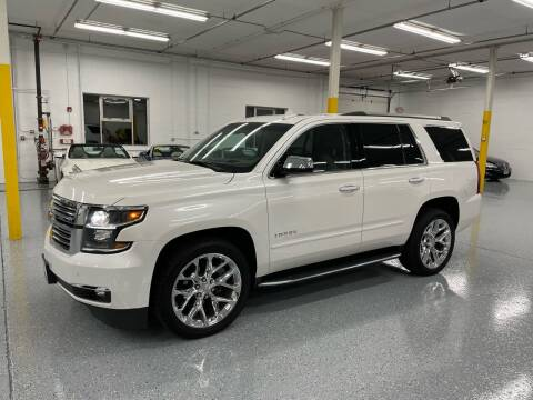2017 Chevrolet Tahoe for sale at The Car Buying Center in Saint Louis Park MN