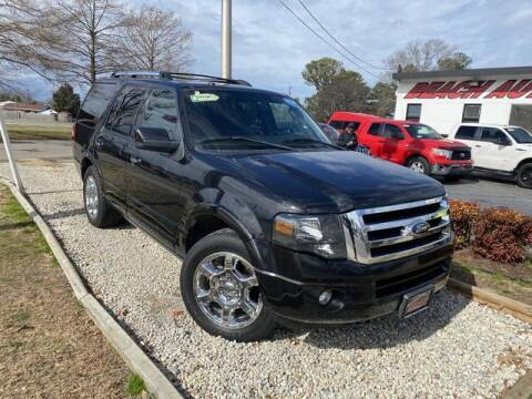 2013 Ford Expedition for sale at Beach Auto Brokers in Norfolk VA