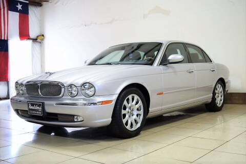 2004 Jaguar XJ-Series for sale at ROADSTERS AUTO in Houston TX