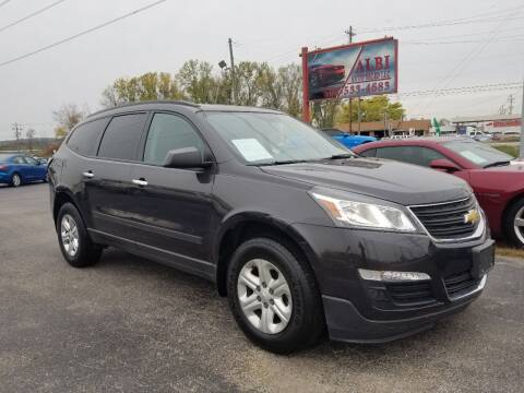 2015 Chevrolet Traverse for sale at Albi Auto Sales LLC in Louisville KY