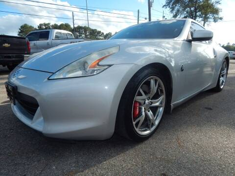 2012 Nissan 370Z for sale at Medford Motors Inc. in Magnolia TX