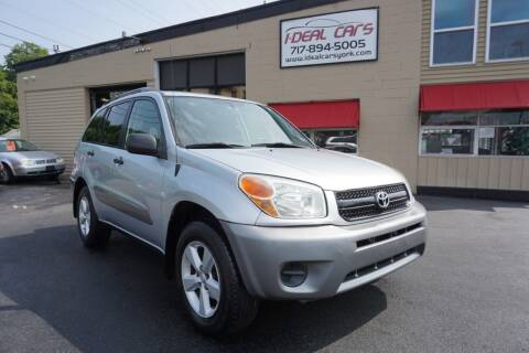 2004 Toyota RAV4 for sale at I-Deal Cars LLC in York PA
