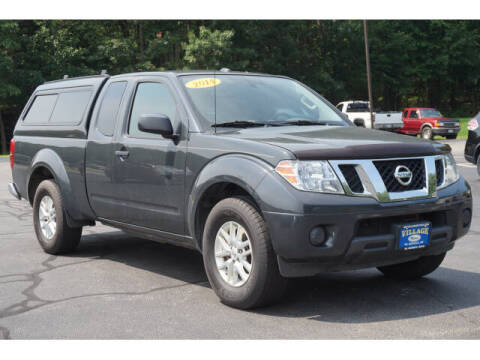 2014 Nissan Frontier for sale at VILLAGE MOTORS in South Berwick ME