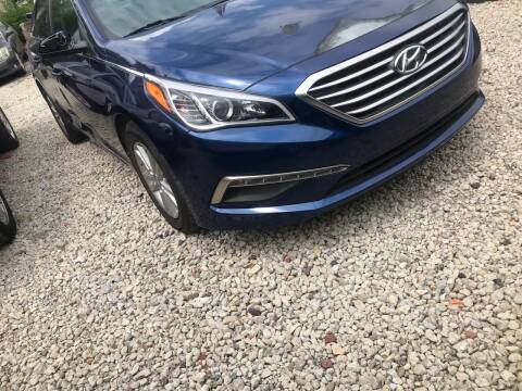2015 Hyundai Sonata for sale at Car Kings in Cincinnati OH