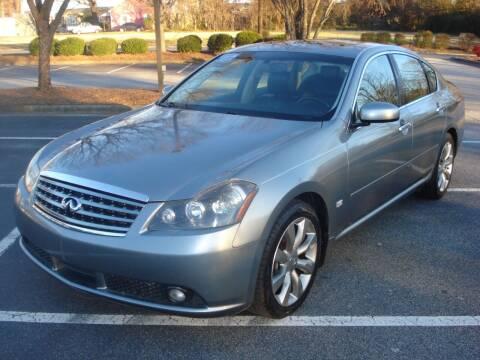 2007 Infiniti M35 for sale at Uniworld Auto Sales LLC. in Greensboro NC