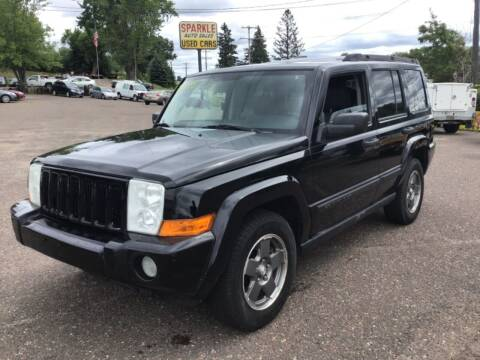 2006 Jeep Commander for sale at Sparkle Auto Sales in Maplewood MN