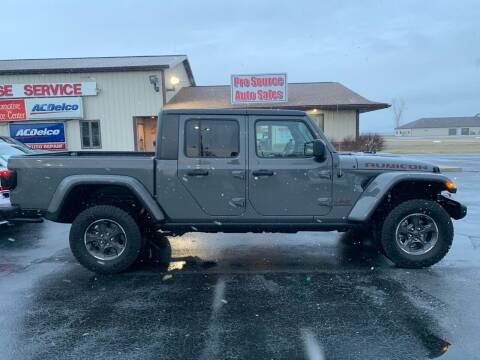 2020 Jeep Gladiator for sale at Pro Source Auto Sales in Otterbein IN