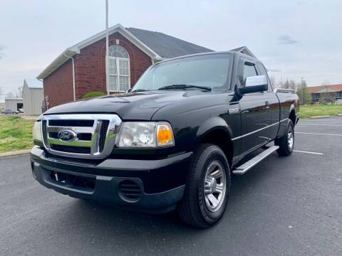 2008 Ford Ranger for sale at HillView Motors in Shepherdsville KY