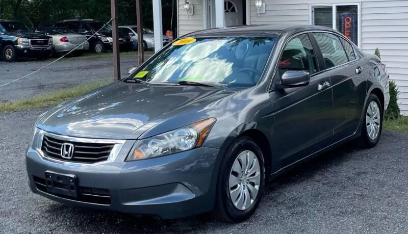2009 Honda Accord for sale at Landmark Auto Sales Inc in Attleboro MA