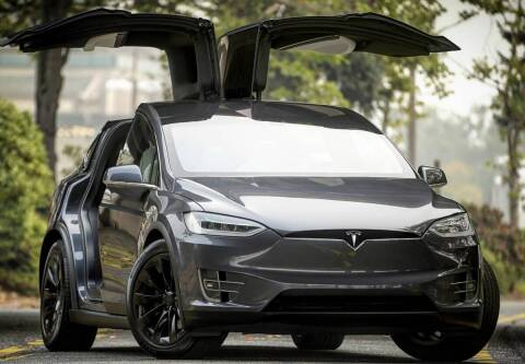2016 Tesla Model X for sale at MS Motors in Portland OR