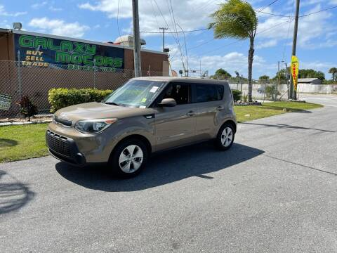 2014 Kia Soul for sale at Galaxy Motors Inc in Melbourne FL